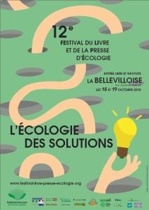 Le Salon du livre d'écologie, dont j'étais le Monsieur Loyal cette année, se tient tous les ans. http://www.festival-livre-presse-ecologie.org/