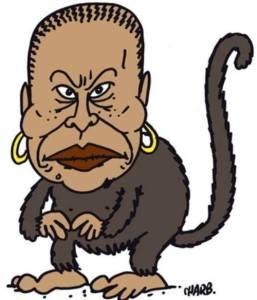 Charb : Taubira