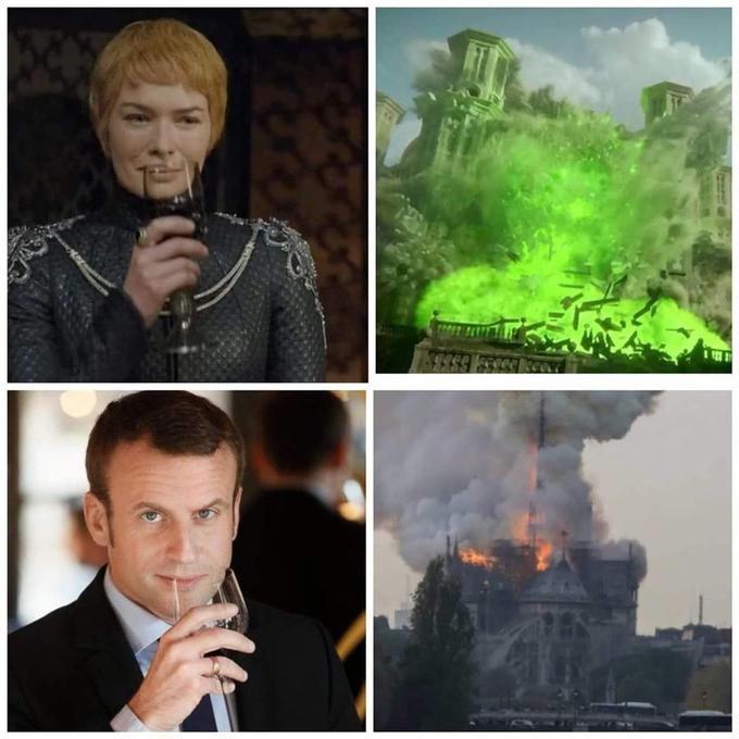 Macron Cercey